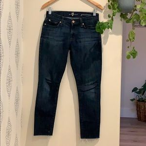 7 for all mankind Genevieve jean